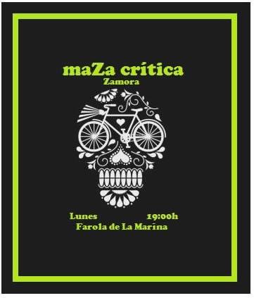 maza crítica bici Zamora
